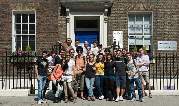 Bloomsbury International Londra