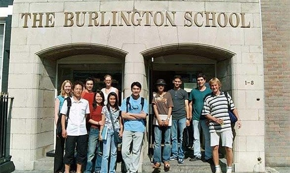 Burlington School Londra