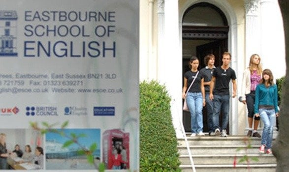 Eastbourne School of English Dil Okulu