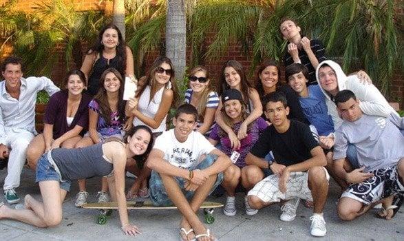 International Academy of English San Diego Dil Okulu