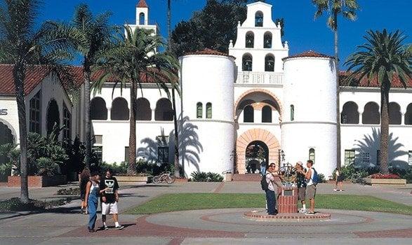 SDSU San Diego Dil Okulu