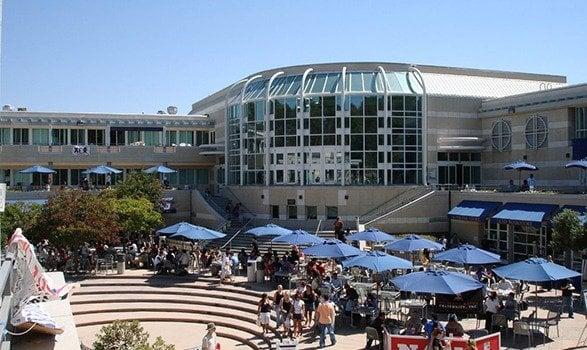 UCSD San Diego Dil Okulu