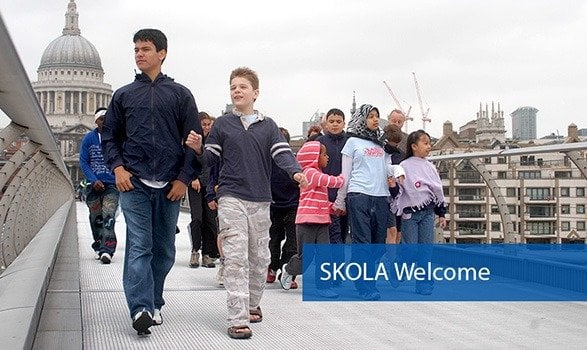 International Community School / SKOLA - Londra