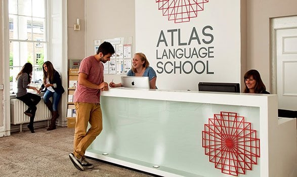 Atlas Language School Dublin