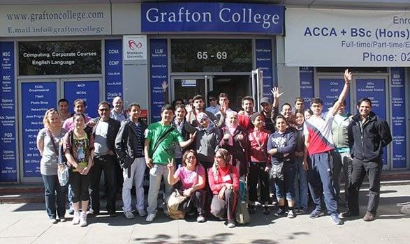 Grafton College Dublin