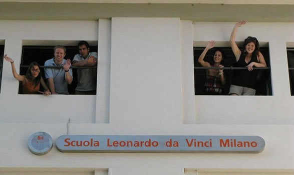 Scuola Leonardo da Vinci Milano