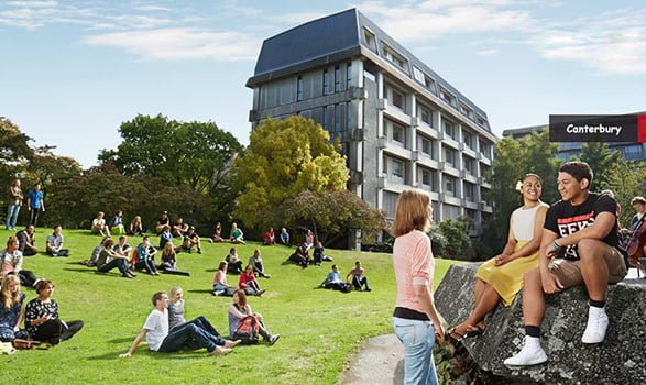 University of Canterbury English Language Centre