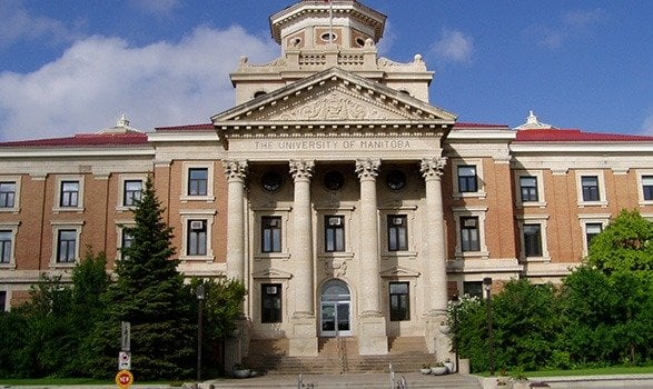 University of Manitoba Winnipeg