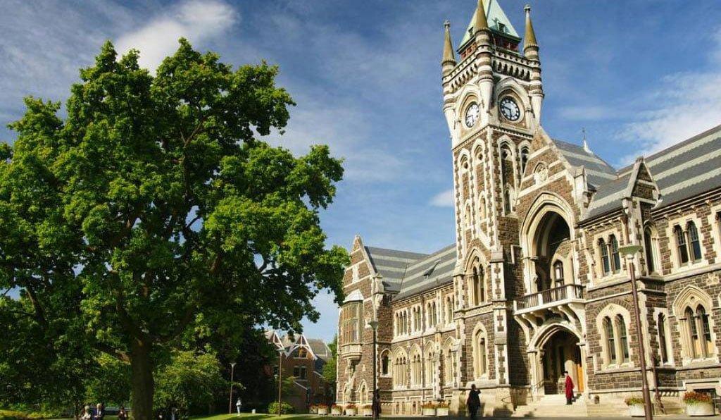 Yeni Zelanda'da Üniversite