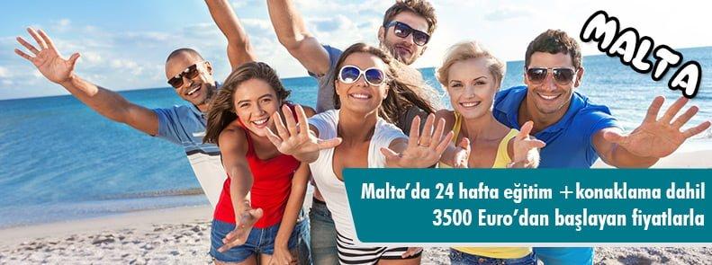 Malta'da Ekonomik Fiyatlara İngilizce Öğrenin