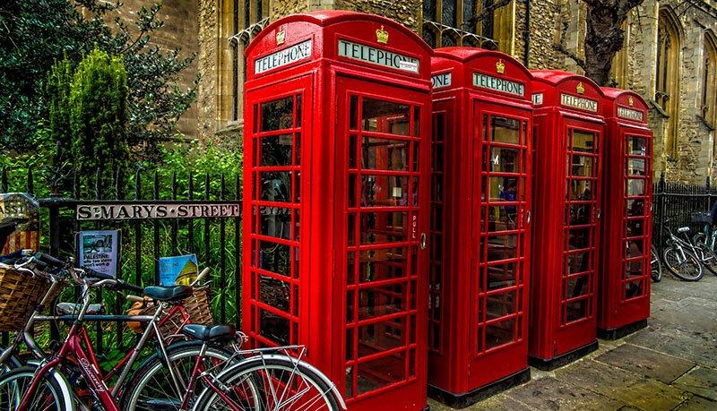 İngilizceyi İngiltere'de Öğrenmek İçin 4 Sebep