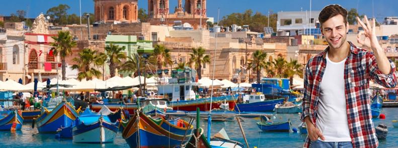 Malta'da hem çalışın, hem ingilizce öğrenin!