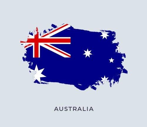 Avustralya Bayrak