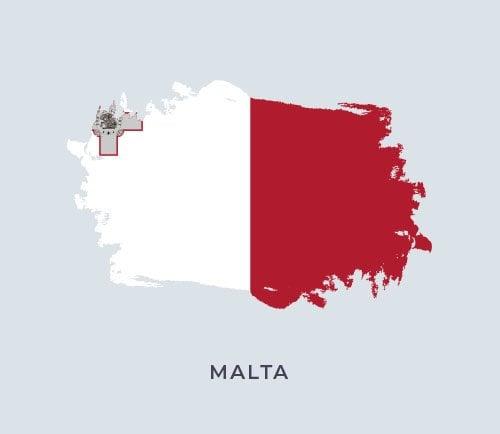 Malta bayrak
