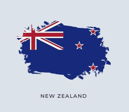 Yeni Zelanda Bayrak