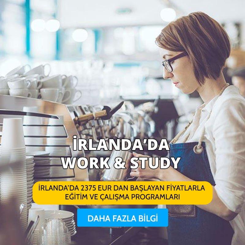İrlanda Work And Study