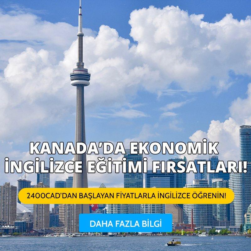Kanada'da Ekonomik İngilizce Eğitim Fırsatları!