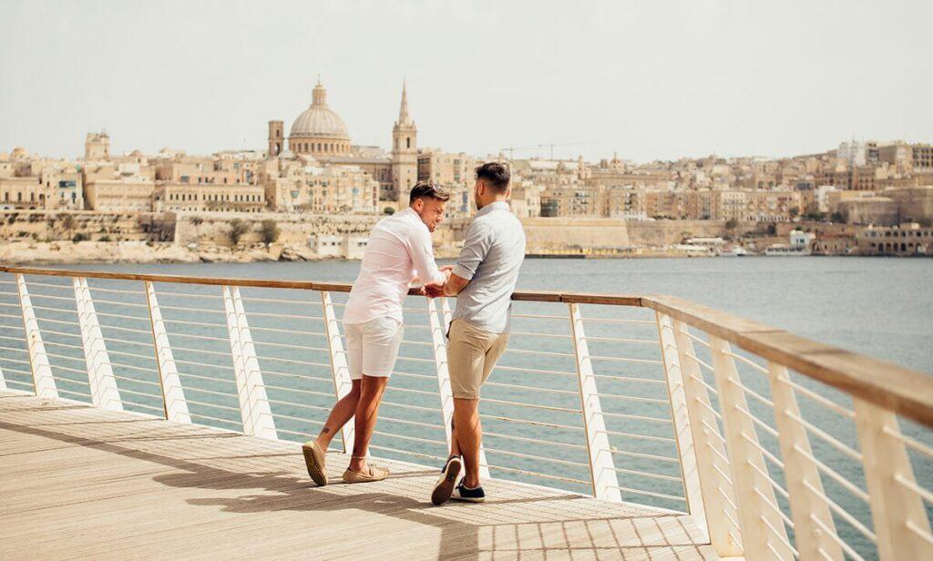 Malta'da İngilizce öğrenmeye hazır mısınız?