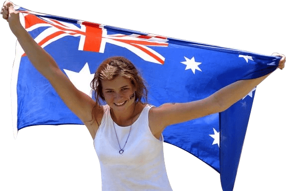 Avustralya Bayrak Öğrenci