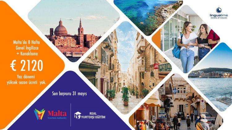 LINGUATIME ile Malta'da İngilizce Öğrenin