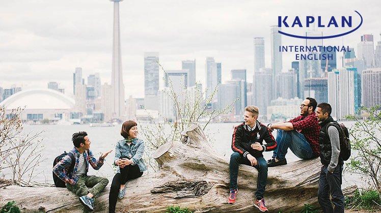 KAPLAN INTERNATIONAL ENGLISH İLE KANADA'DA İNGİLİZCE ÖĞRENİN!