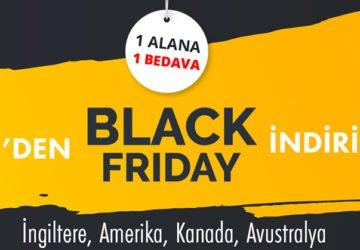 LSI'DAN BLACK FRIDAY İNDİRİMİ!