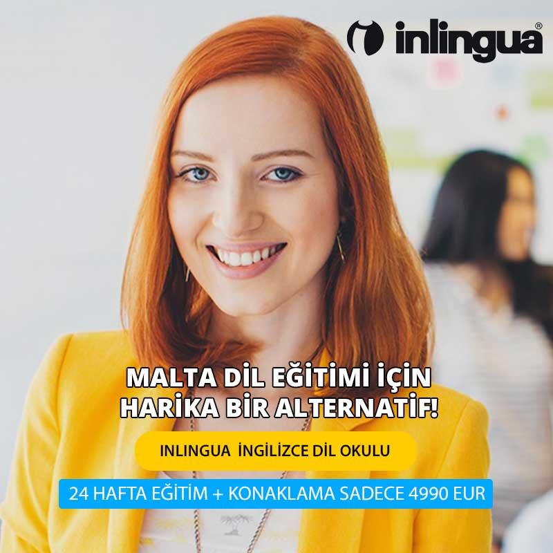 Inlingua İngilizce Dil Okulu