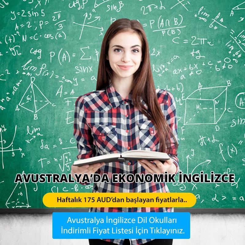 Avustralya'da Ekonomik İngilizce