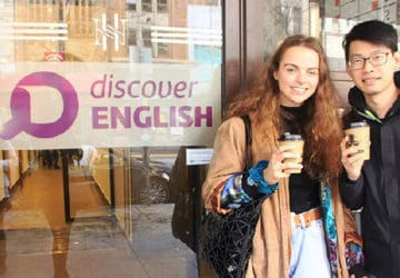 Discover English Melbourne Dil Okulu